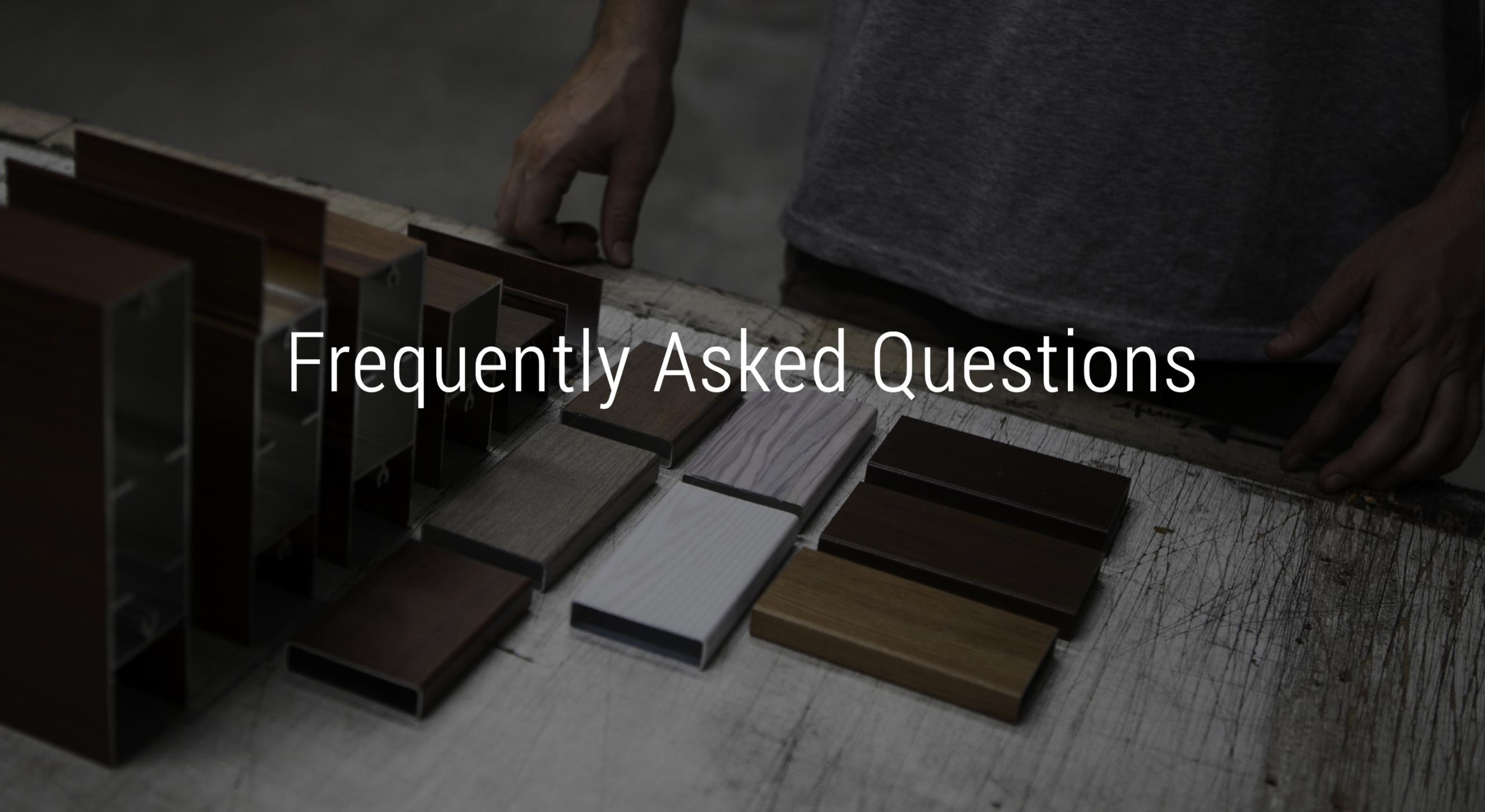 , FAQs